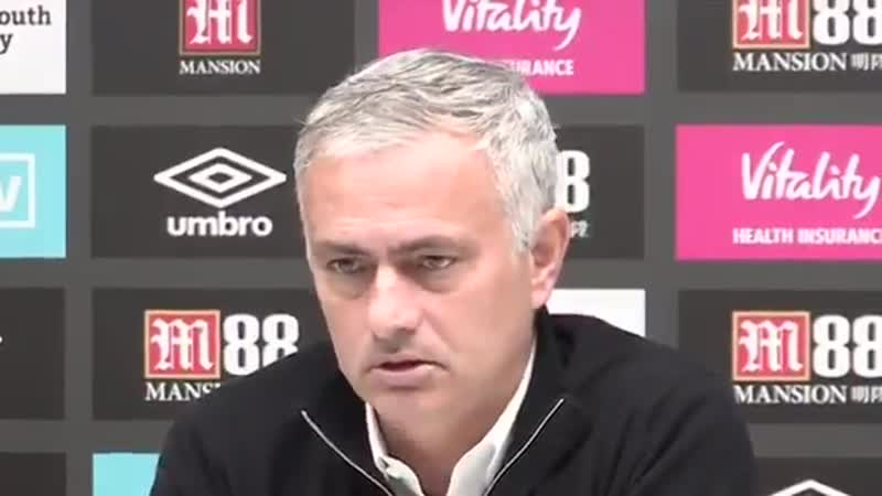 This is the most open Mourinho has been about his attempts to alter United's defence-first