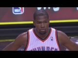 2014.01.29 - Kevin Durant Full Highlights at Heat - 33 Pts, 7 Reb, Duel With LeBron