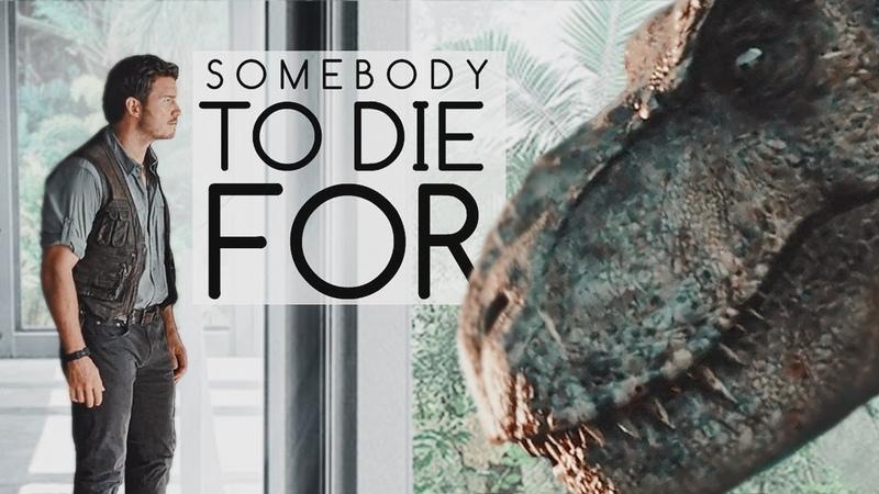 Owen T-Rex (ft. Raptors) | Somebody to Die For