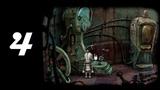 Machinarium Прохождение Часть 4 - Игровые автоматы!