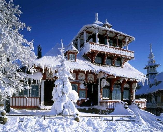 Растущая популярность курортов Восточной Европы.