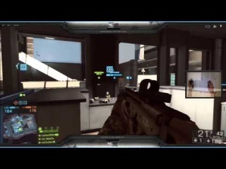 Splitfish FragFX Shark V2013 with the Game Battlefield 4 on PS3   Play with Mouse on Console   YouTu