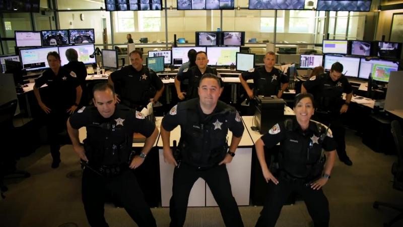 Skokie Police Lip Sync Challenge