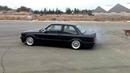 BMW E30 325i DONUTS - DRIFT