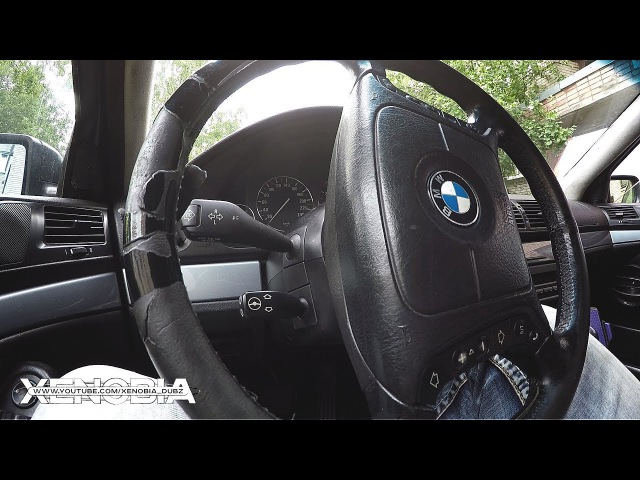 BMW E39 - электро рулевая колонка S245A | прокладка бочка ГУР