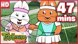Max and Ruby Sports Challenge PART 2 Compilation! Funny HD Cartoons for Kids By Treehouse Direct