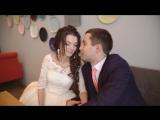 27/01/2018 Свадьба Елены и Алексея, невероятно нежная и красивая пара .