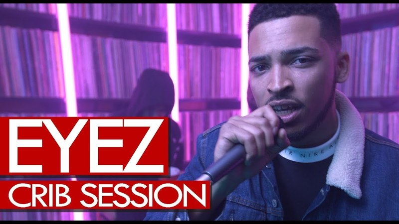 Eyez freestyle - Westwood Crib Session (4K)