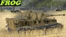 Tiger Vs tanks trucks artillery Tank Crew IL 2 Sturmovik Battle of Stalingrad