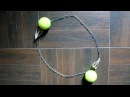DFY 1 Как сделать тренировочные пои - мячи.