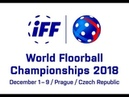 2018 Men's WFC - CZE v SUI