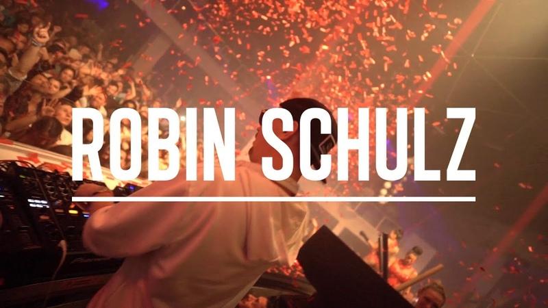 ROBIN SCHULZ – UNFORGETTABLE IBIZA, CROATIA MILAN