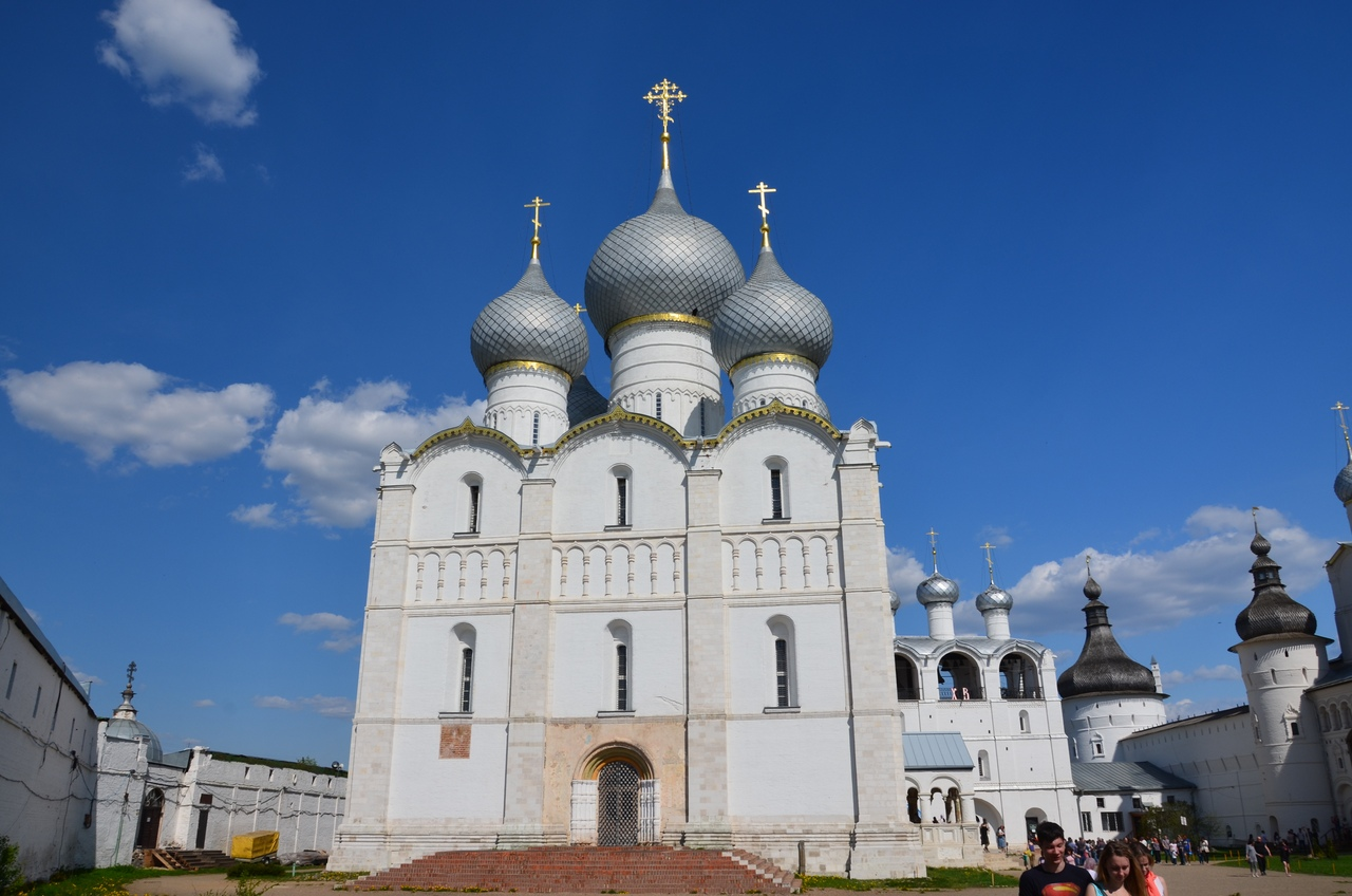 o8BxOhXYkOc Ростовский кремль.