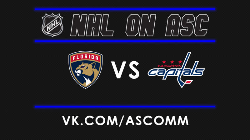NHL Capitals VS Panthers
