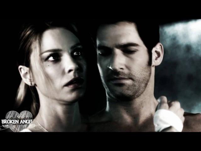 Lucifer and Chloe _ Крылья (1x13) [AU]
