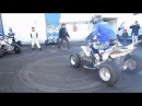 QUAD YAMAHA RAPTOR 700 AMAZING DRIFT ATV