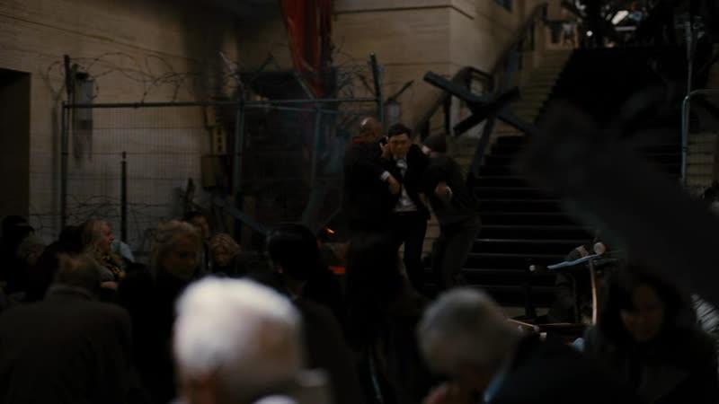 Революционный суд - Темный рыцарь Возрождение легенды (2012)