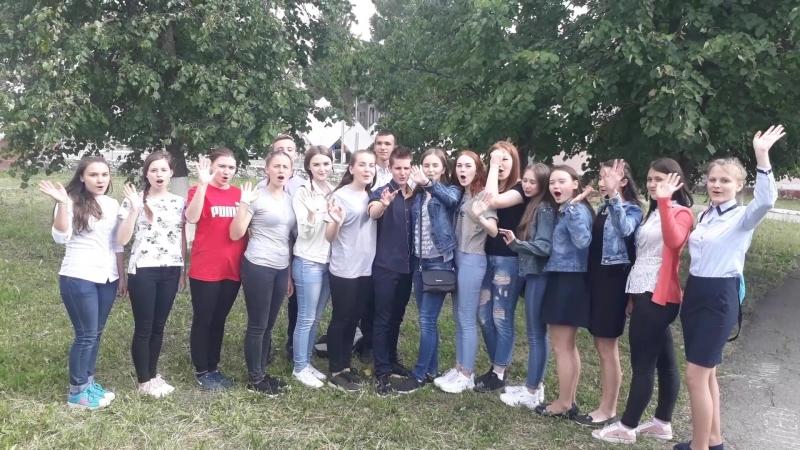 «Кричалка» Детской общественной палаты Ульяновской области