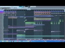 FL Studio 10 Psytrance 2014 Misclick - Cthulhuphant Project Video