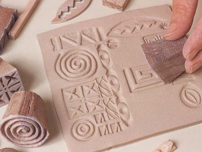 Полимерный штамп своими руками