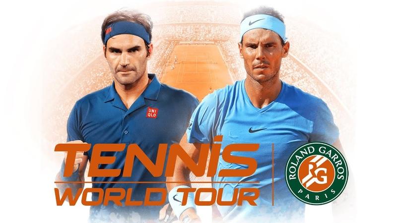 NS\PS4\XBO - Tennis World Tour Roland-Garros Edition