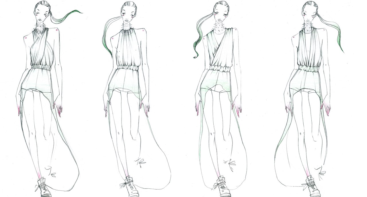 fashion-design portfol...
