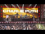 Charlie Puth EXCLUSIVE Off-Air Performances