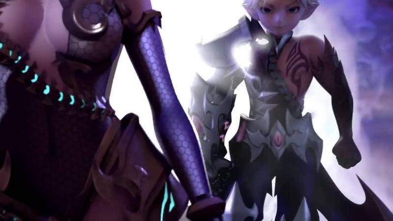 [몬스터길들이기] 신규 캐릭터 영상