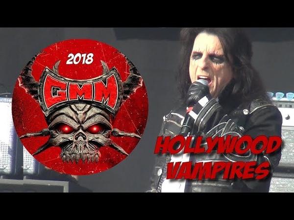 Hollywood Vampires - Opening - Graspop 2018