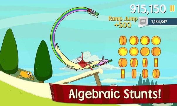 Скачать Ski Safari: Adventure Time для андроид