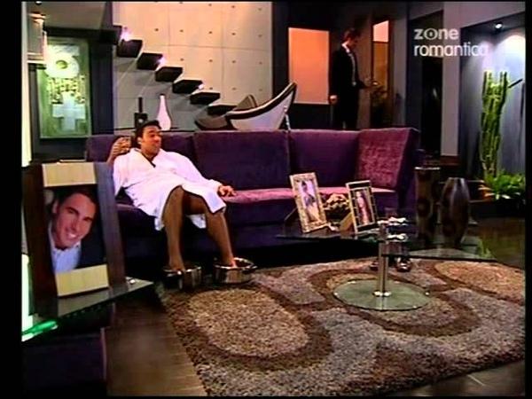 Тайны любви Los Misterios del Amor 2009 Серия 2