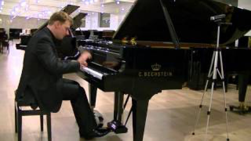 E.Grieg - Peer Gynt Suite 1, Anitra's Dance on piano - Grzegorz Niemczuk, Bechstein Concert Piano
