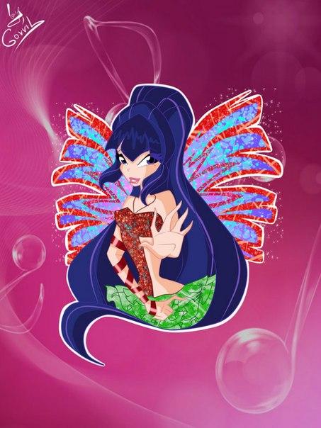 """Журнал """"Winx Anime and anime"""" №1"""