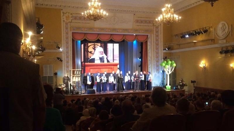 Приветствие митрополита на Дне славянской письменности