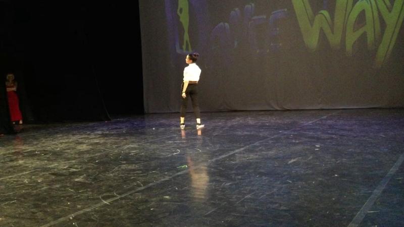 15 апреля 2 место Best dance solo prof