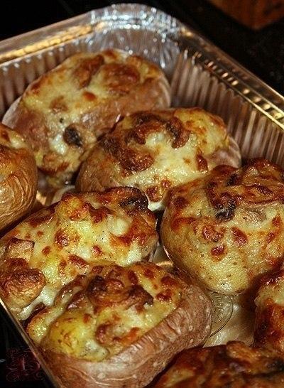 Печенный картофель с начинками HJD59JBtZTc