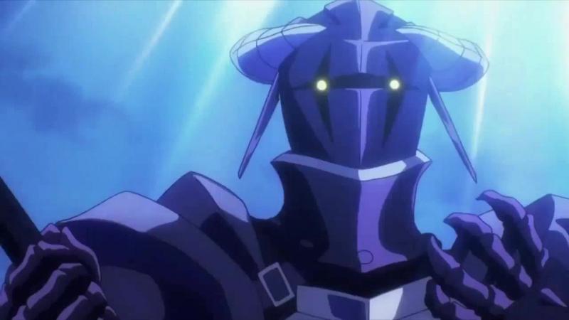 Момент из 4 серии аниме Повелитель / Overlord