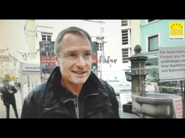 BPE-Aufklärung über Islam und DITIB in Lahr