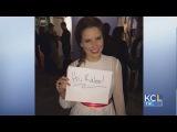 KCL - Sophia Bush gives Kalee Dionne a Shout out