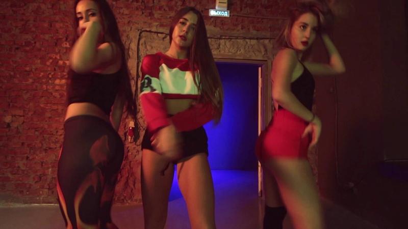 Honey Cocaine-Shady wit me twerk(bootydance) choreography by Alena Elina