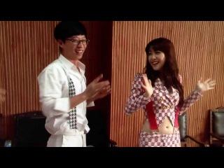 Running man are practicing K-POP idol dance