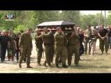 В Донецке прошли похороны Вячеслава Доценко, погибшего в результате взрыва
