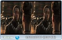 Чёрная Пантера / Black Panther (2018/BD-Remux/BDRip/HDRip/3D)