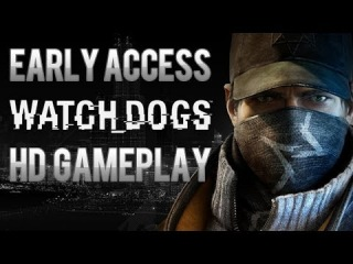 WATCH DOGS GAMEPLAY: Hacking the World, Multi Player, Free Roaming [1080p]