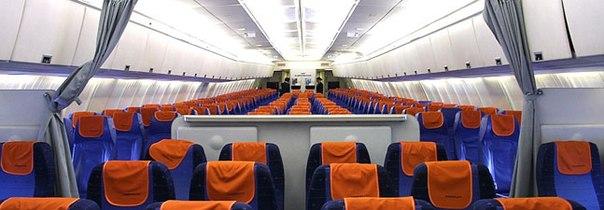 Лучшие места в самолете Ил