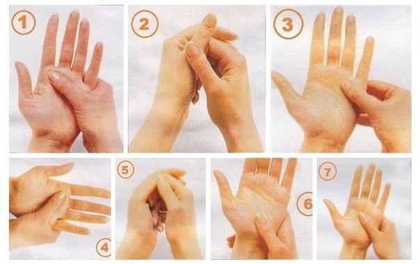 Точки на руках - быстрое выздоровление. Зная точки на руках, мы можем избавиться от многих недугов и их проявлений, от боли в плечах и спине, от стресса и запора. Попробуйте эти несложные упражнения и вы убедитесь в их эффективности. Cмотреть пoлнoстью..