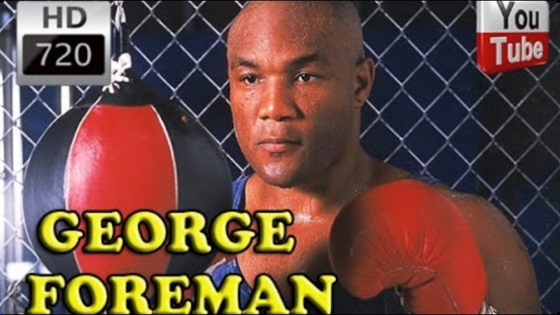 George Foreman Highlights Knockouts