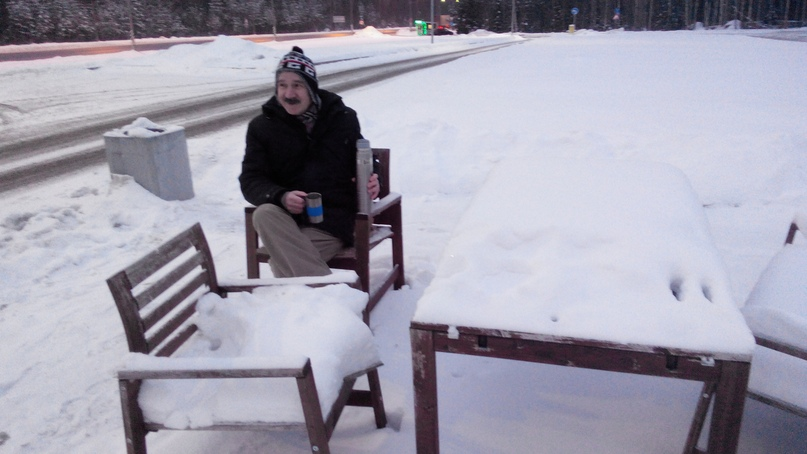 Константин Мелихан: Здравствуй, Иматра! Фигвраль 2018. На юге Финляндии.