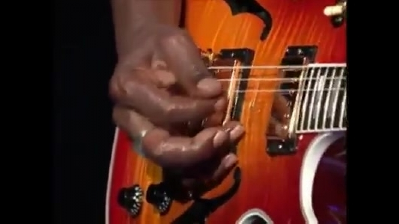 Luther Allison ~ It Hurts Me Too Live at Montreal International Jazz Festival, 1997