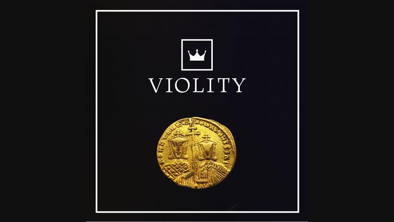 Интересный лот на Violity - Солид, Константин VII, Роман II (913-959 гг.)